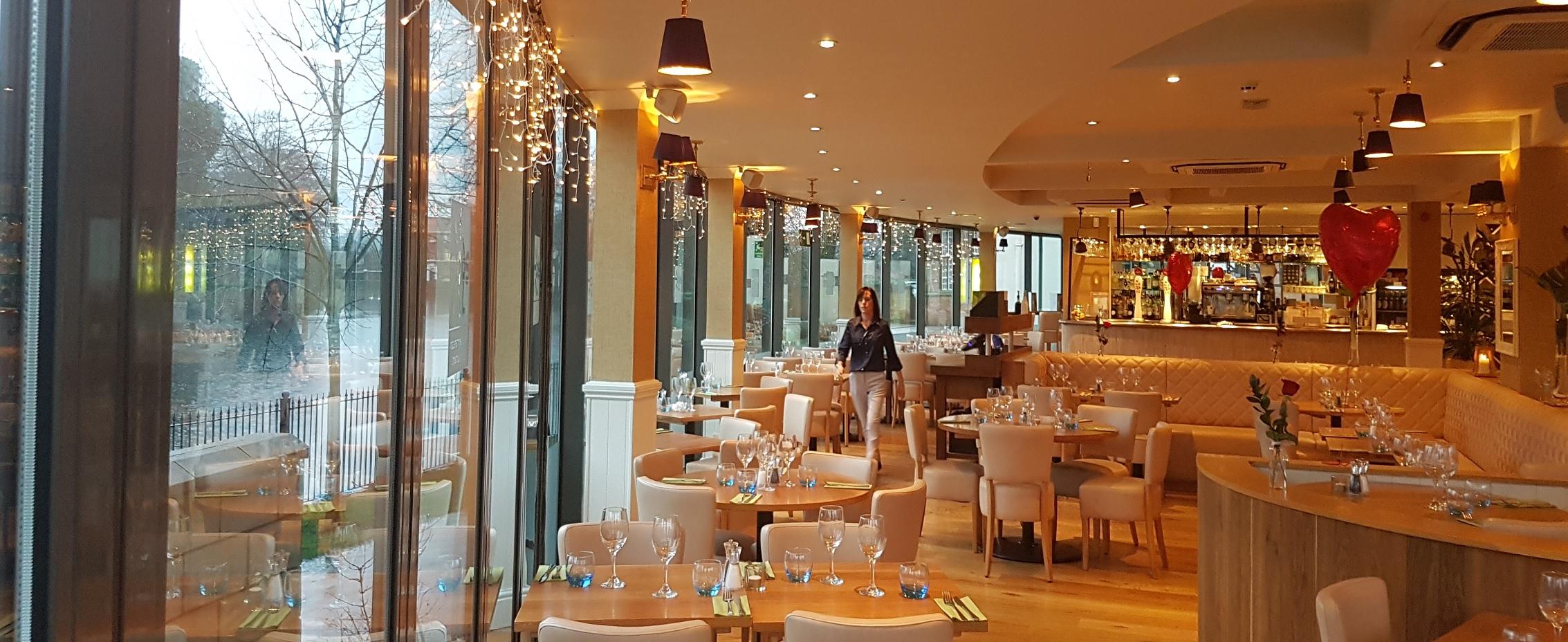 Ego Mediterranean Restaurant & Bar Lichfield