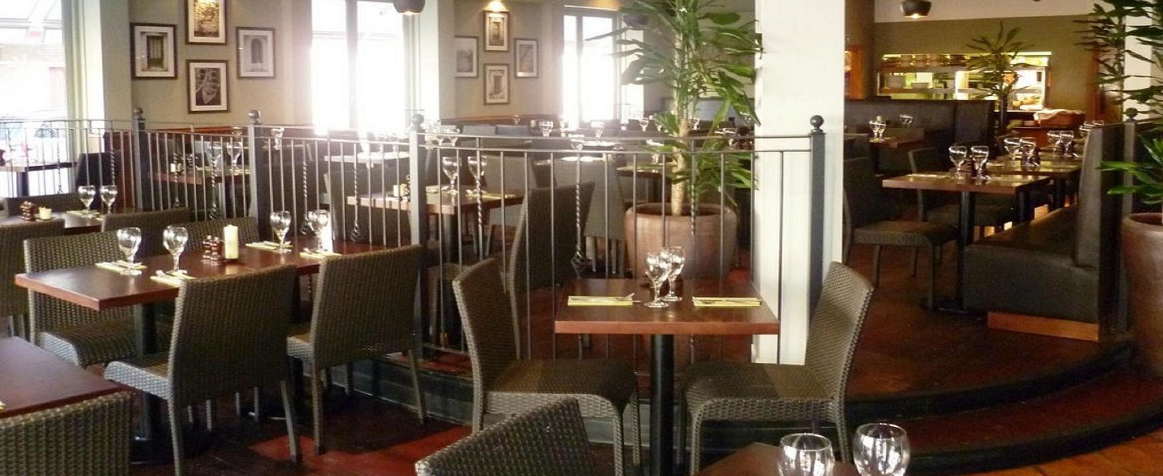 Ego Mediterranean Restaurant & Bar Liverpool