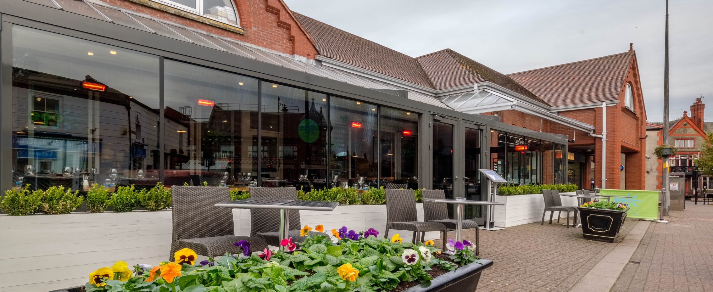 Ego Mediterranean Restaurant & Bar Stockton Heath