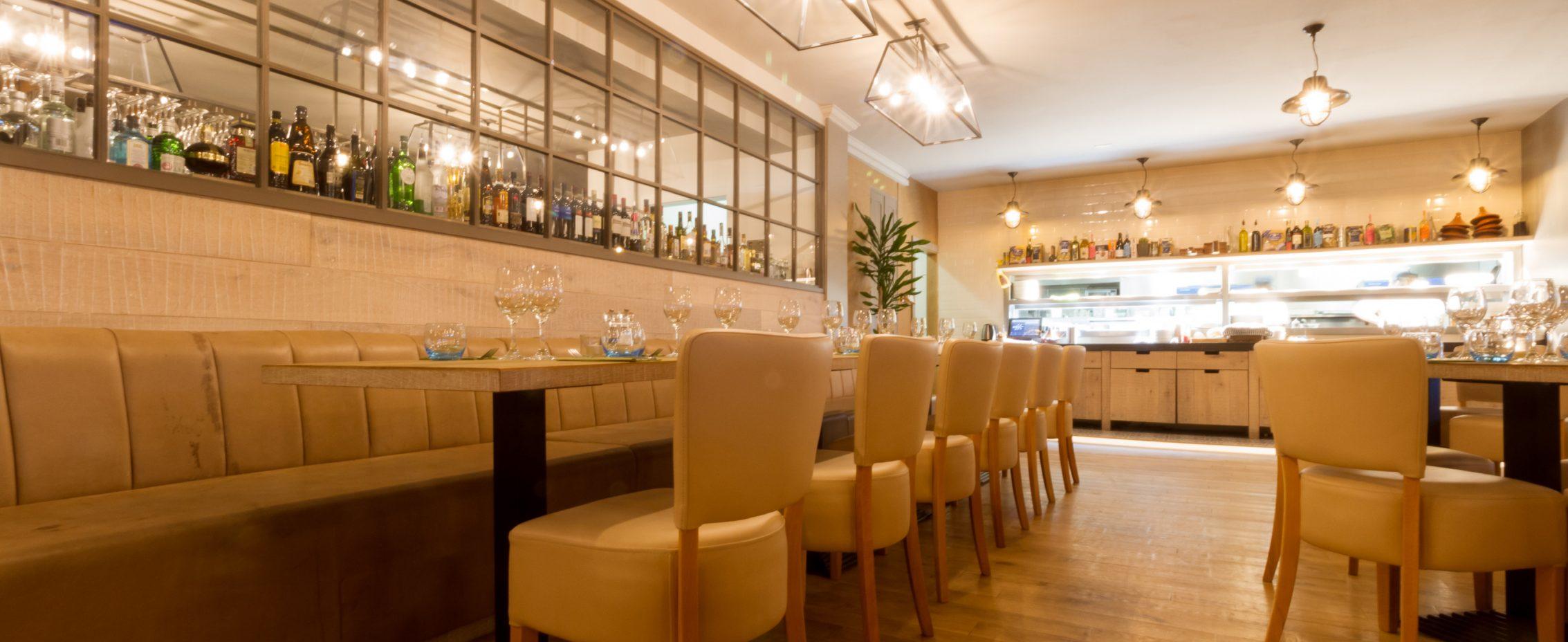 Ego Mediterranean Restaurant Cannock