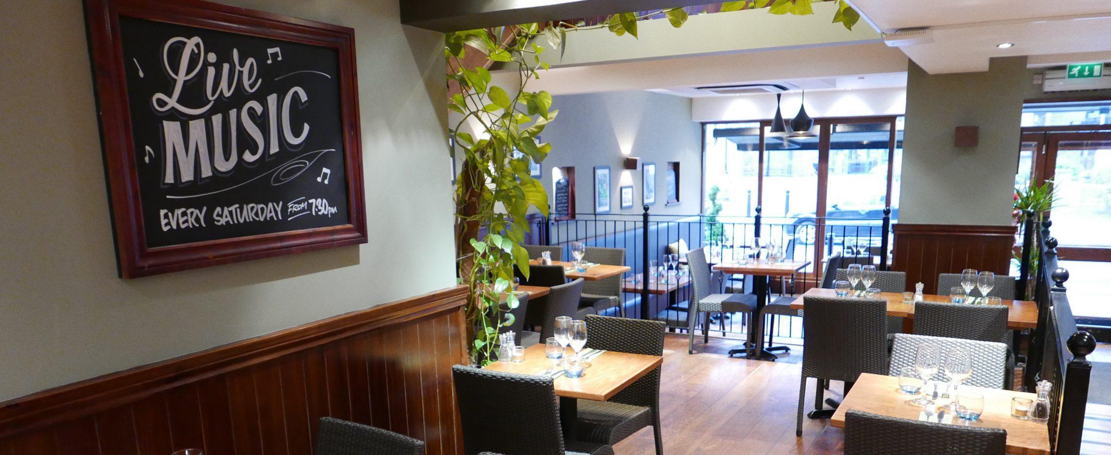 Ego Mediterranean Restaurants Bramhall