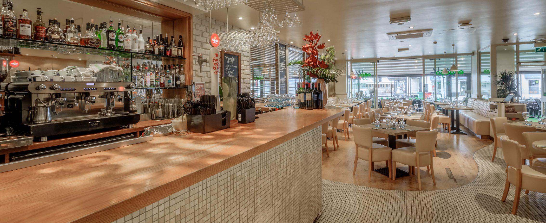 Ego Mediterranean Restaurants Stockton